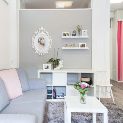Uusi studio – toinen kotini
